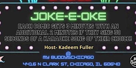 Joke-e-okie Open Mic Comedy! tickets