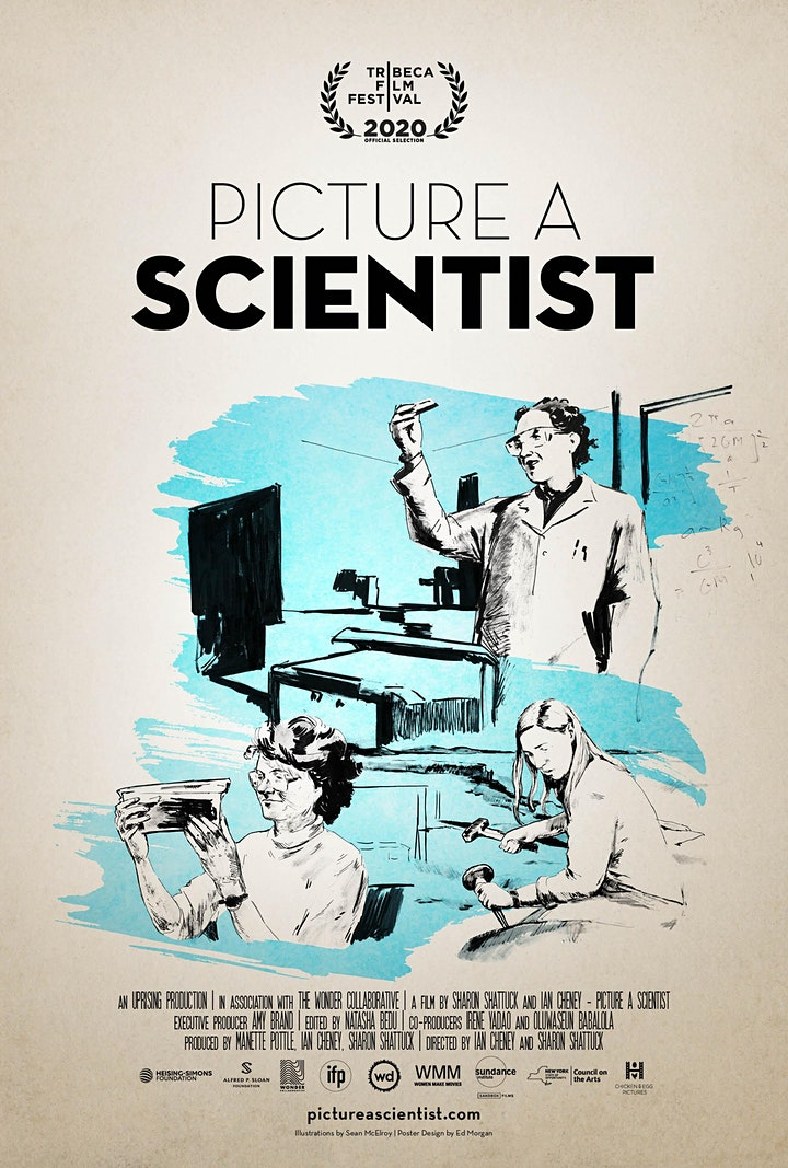 Picture A Scientist Screening and Discussion image