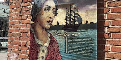 Ona Judge and Her Escape from George & Martha Washington Livestream Program tickets
