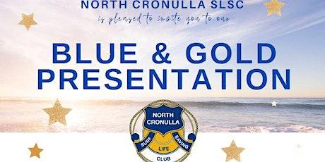 BLUE & GOLD PRESENTATION tickets