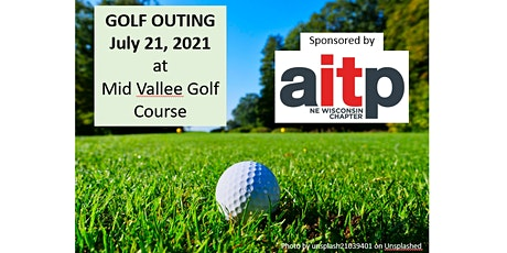 2021 NEW AITP Golf Outing tickets