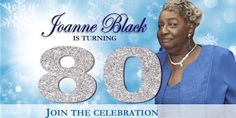 Joanne's 80th Birthday Dinner tickets