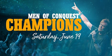 Men of Conquest:  Champions ingressos