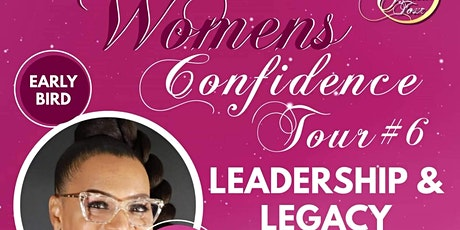 The Women's Confidence Tour #6 tickets