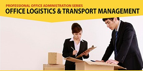 Live Webinar: Office Logistics & Transport Management tickets