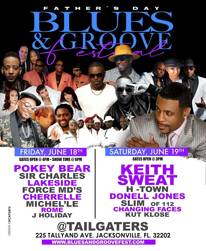 Blues and Groove Festival : Father's Day Celebration image