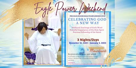Eagle Power Weekend Dec. 2021 tickets