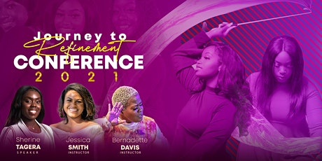 Journey To Refinement Conference 2021 tickets