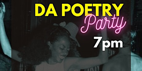 Da Poetry Party tickets