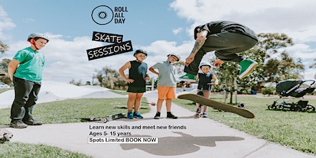 Roll all Day Skate Sessions tickets