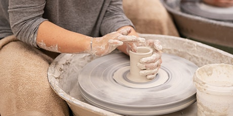 Not Yet Perfect - A Day on the Wheel, FULL DAY POTTERY WORKSHOP tickets