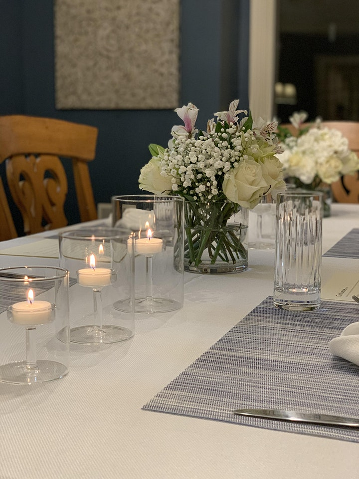 Summer 2021 Private Dining at Restaurant Confluence (Popup Restaurant) image