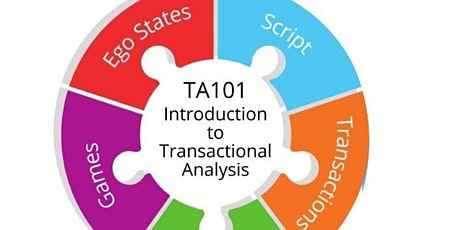 TA101 - An Introduction to Transactional Analysis Counselling and Therapy tickets