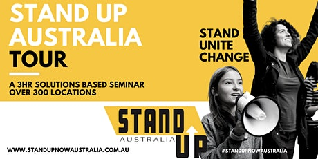 Stand Up Australia Tour - ADELAIDE - Myrtle Bank tickets