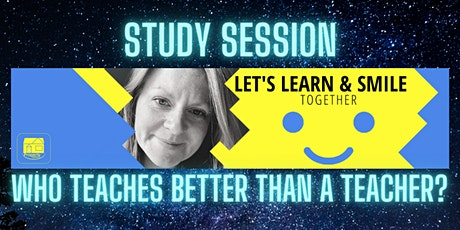 Sunday Study Session with Shona | Let's Learn & Smile Together tickets