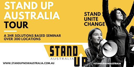Stand Up Australia Tour - GRIFFITH tickets