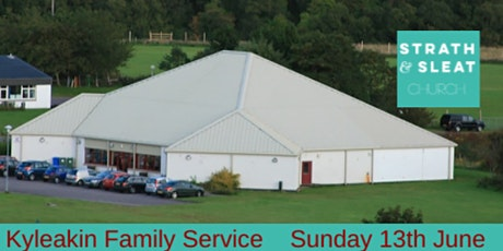 Kyleakin Village Hall  live worship service tickets