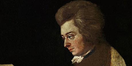 Mozart, Elgar and Warlock tickets