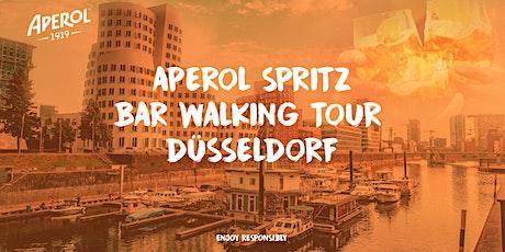 Aperol Spritz Bar Walking Tour Düsseldorf 2021 billets