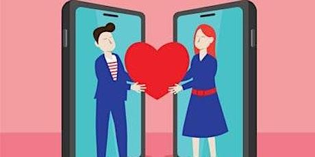 Virtual Speed Dating for Jewish Singles - Washington DC tickets