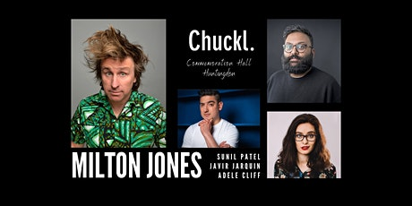 Huntingdon Comedy Club with Headliner Milton Jones tickets