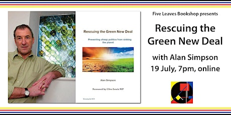 Rescuing the Green New Deal, with Alan Simpson tickets