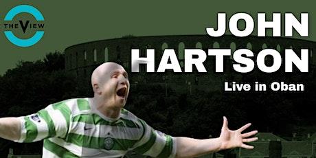 An Evening with John Hartson tickets