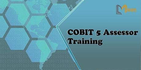 COBIT 5 Assessor 2 Days Training in San Luis Potosi tickets