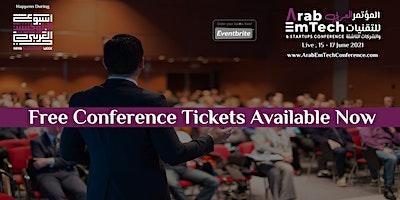 Arab EmTech and Startups Conference 2021