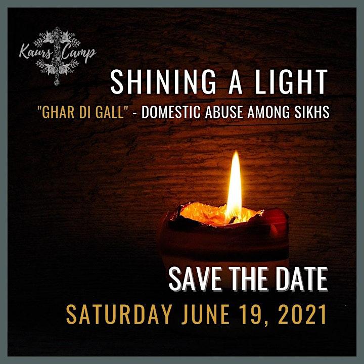 Shining a light. Ghar Di Gall' - Domestic abuse among Sikhs image