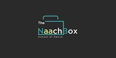 The Naachbox Term Showcase - June 2021 tickets