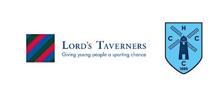 Lords Taverners v Hawridge & Cholesbury Cricket Club tickets