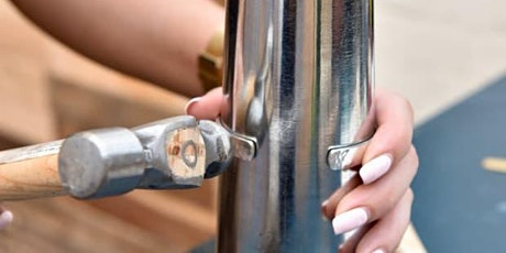 Forge A Silver Torque Bangle Workshop tickets