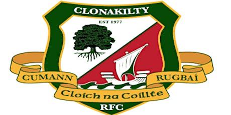 Clonakilty Rugby SummerCamp 2021 tickets