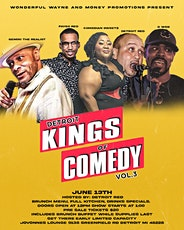 Detroit Kingz of Comedy Brunch vol 3 tickets