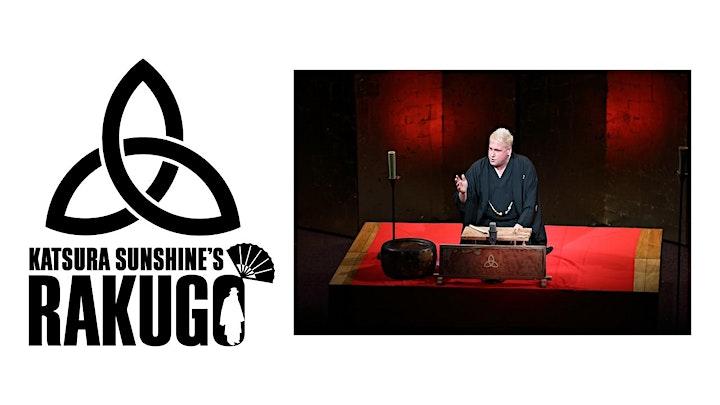Free: King of Kimono Comedy Katsura Sunshine's Rakugo Digital World Tour image