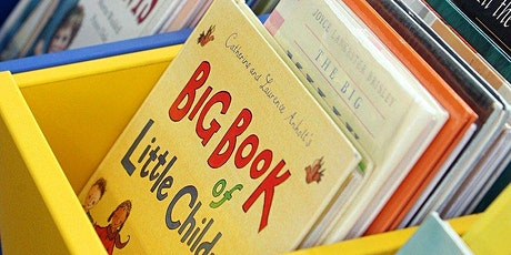 Colliers Wood Library - Storytime tickets