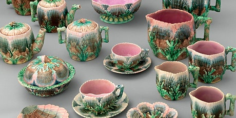 Majolica Mania exhibition (timed entry, December 2021–January 2022) tickets