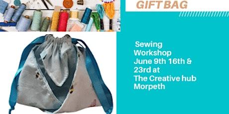 gift bag workshop tickets