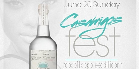 Casamigos Rooftop Invasion Day Party tickets