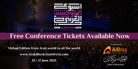 Arab Blockchain Week 2021 tickets