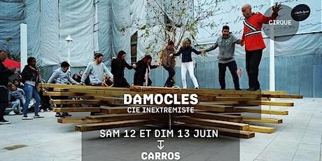 DAMOCLES - Cie Inextremiste billets