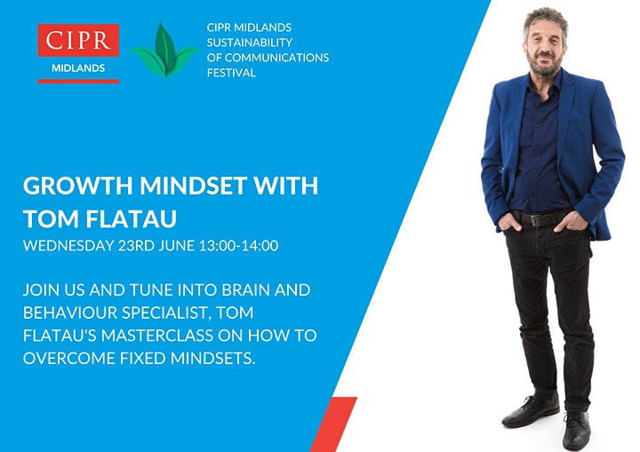 CIPR Midlands Festival - Developing your growth mindset image