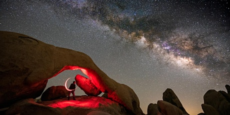 Joshua Tree Astrophotography Workshop - Composition & Camera Settings tickets
