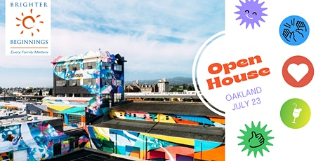 Open House: Brighter Beginnings Oakland Arthaus Center tickets
