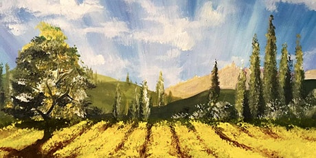 Field of Gold Brush Party - Yate tickets