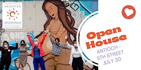 Open House: Brighter Beginnings Antioch-5th Street tickets