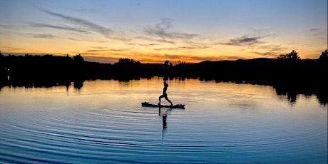 Paddeln (DO/Thursday)/Supyoga (SO/Sunday), alte Donau (Sunsetversion) Tickets