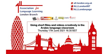 Using short films and videos creatively in the Arabic language classroom tickets