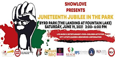 Juneteenth Jubilee 2021 tickets